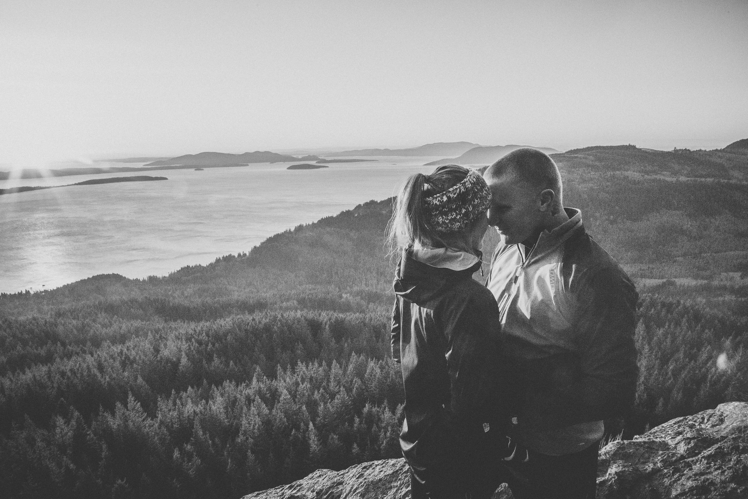 Wedding Proposal Photography in the Pacific Northwest
