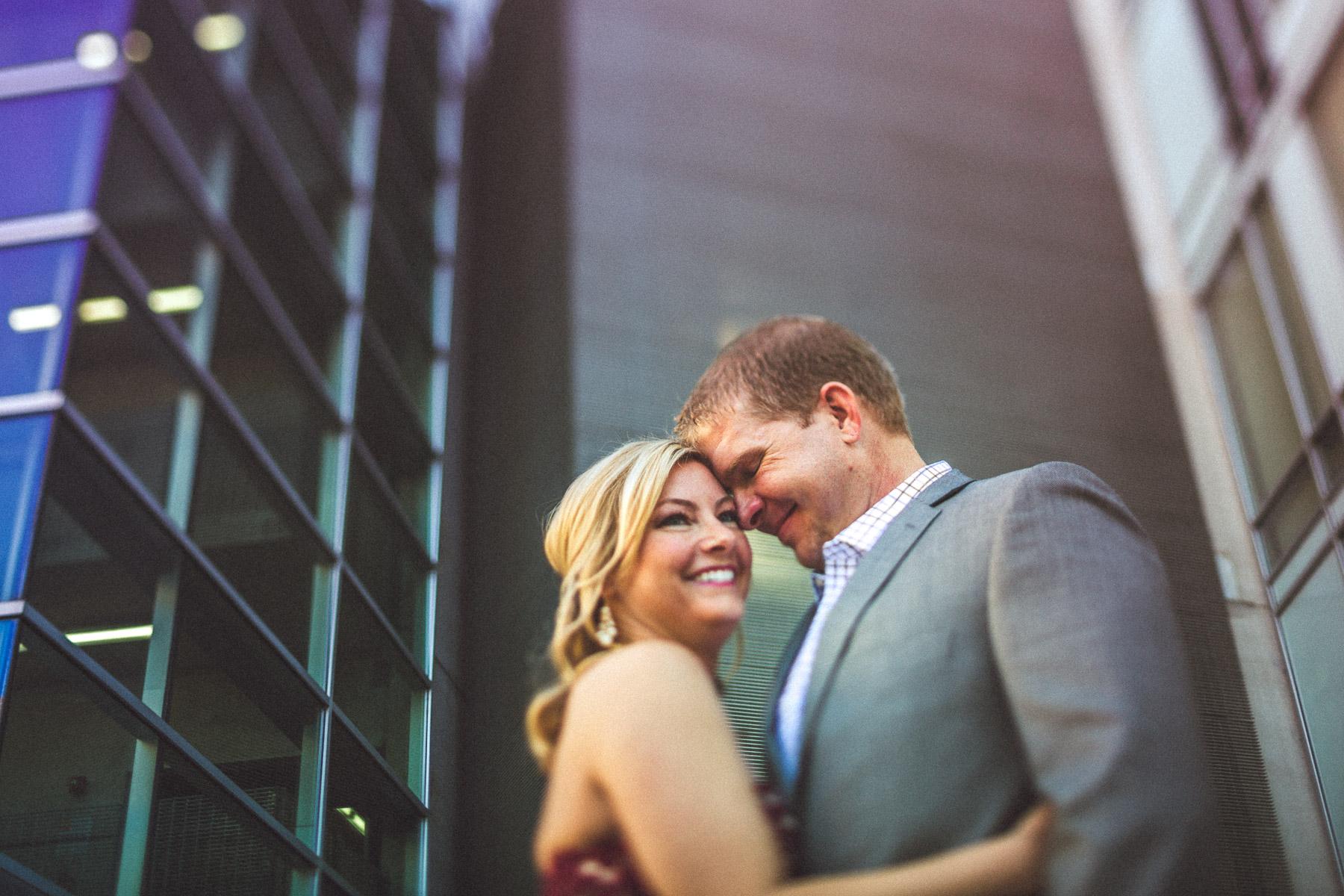 Elegant Denver Engagement Photography