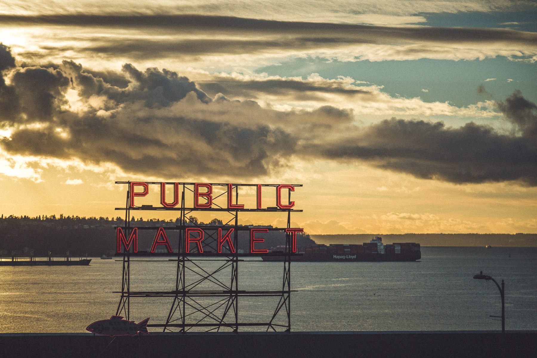Seattle Landscape Photography