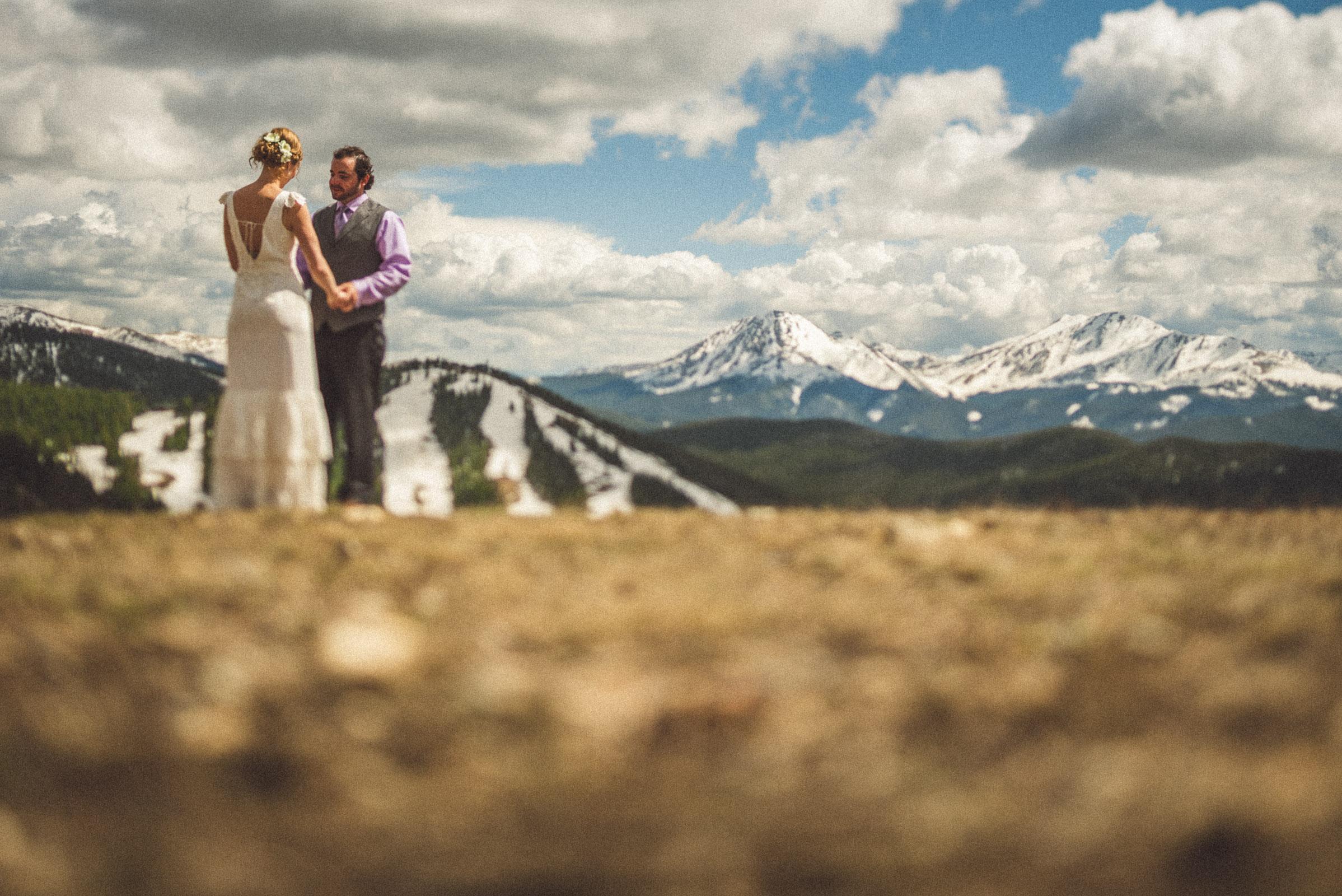 Keystone Resort Wedding Photography