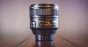 NIKKOR 85mm f/1.4G