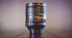 NIKKOR 24-120mm f/4G