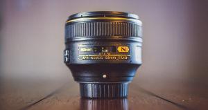 NIKKOR 58mm f/1.4G